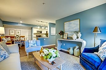 Living Room, Sunscape Apartments, 0