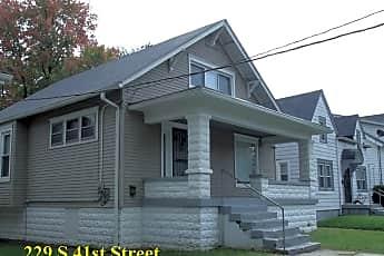 Building, 229 S 41st Street, 0