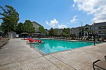 Pool, University Downs, 0