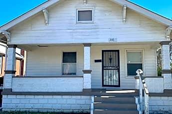 Building, 1416 Belmar Dr, 0