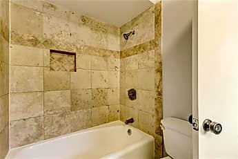 Bathroom, 5025 Cedar Springs Rd 5025D, 2
