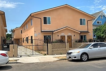 Building, 222-224 1/2 E 25th St, 0