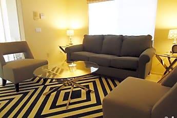 Living Room, 69 Sutton Pl E, 0