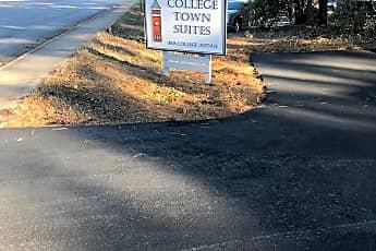 Community Signage, 808 College Ave, 0