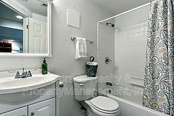 Bathroom, 5405 Wolf Street, 1
