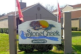 Community Signage, 100 Stone Creek Dr, 0