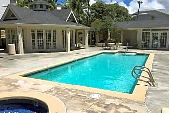 Pool, 1349F Moanalualani Way, 0
