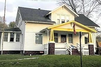 Building, 805 Douglas St, 0