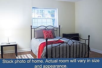 Bedroom, Room for Rent -  a 10 minute walk to bus 9, 2
