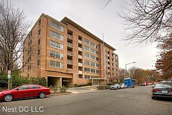 Building, 350 G St SW Unit N503, 2