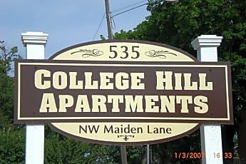 Community Signage, 535 NE Maiden Ln, 0