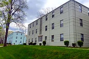Building, Terrace Apartments, 1