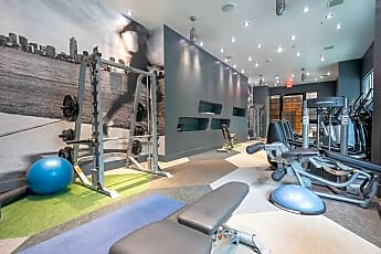 Fitness Weight Room, 2700 Brazos St., 1