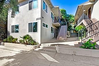 Building, 4555 N Figueroa St, 1