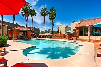 Pool, Palm Valley Apartment Homes, 0