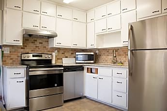 Kitchen, Room for Rent -  a 2 minute walk to bus 74, 1