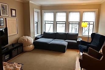 Living Room, 315 Harrison St, 1