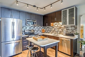 Kitchen, Elevation at Washington Gateway, 0