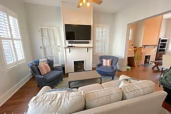 Living Room, 506 Price St, 1