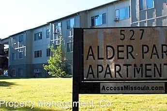 Community Signage, 520 W Spruce St, 0