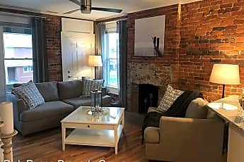 Living Room, 1614 Clifton Ave, 0