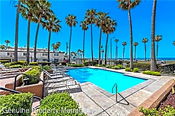 Pool, 1200 Pacific Coast Hwy, 1