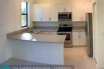 Kitchen, 307 NE 208th Terrace, 1