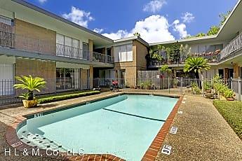 Pool, 3703 Roseland St, 0