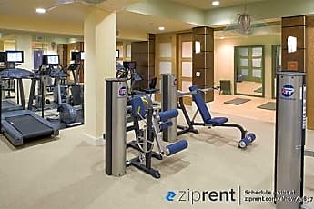 Fitness Weight Room, 100 S Alameda St, #112, 2