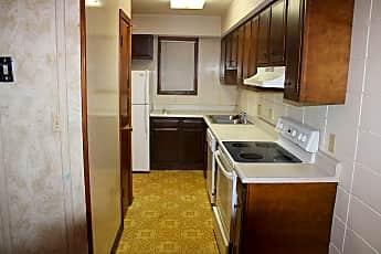 Kitchen, 720 Ottawa  #104, 2