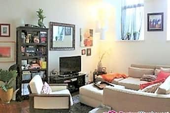 Living Room, 1714 Park Ave, 0
