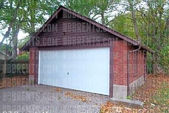 Building, 1635 West North Bend Road,, 2