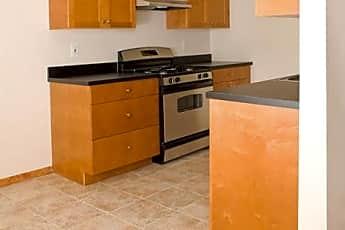 Kitchen, Dorchester House, 1