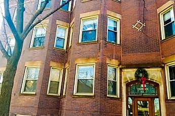 Building, 2327 W 35th Pl 1, 0