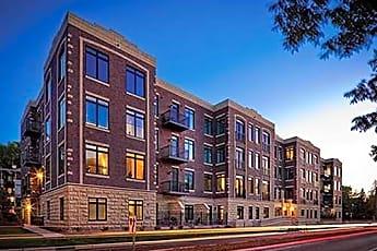 Building, Keystone Apartments, 0