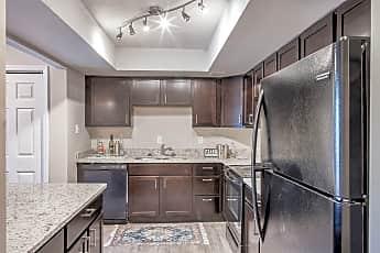 Kitchen, Edgewater Apartments, 0