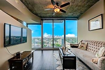 Living Room, 5925 Almeda Rd 12611, 0