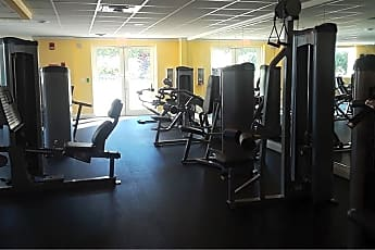Fitness Weight Room, 800 N Tamiami Trail 905, 2