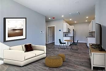 Living Room, 11 Washington Pl E 3, 0