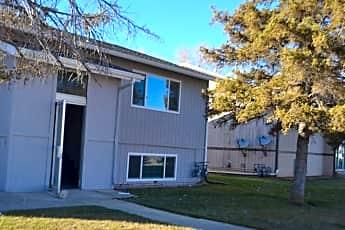 Building, 411 N 800 W, 0