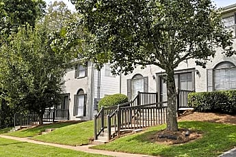 Building, Lanier Townhomes, 0