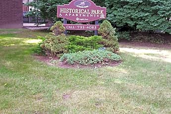 Historical Park Apartments, 1