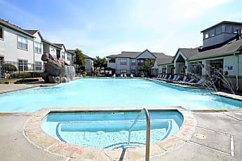 Pool, Saddle Brook West Apartment Homes, 0