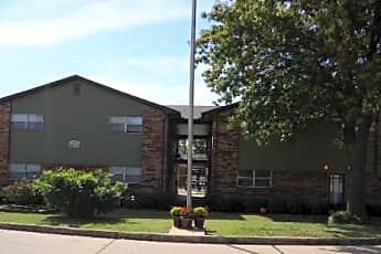 Building, Winds of Oak Ridge, 0