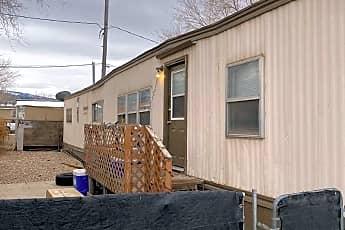 Building, 515 N 400 W, 0