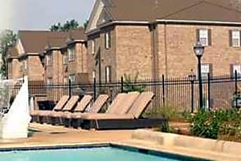 Pool, The Arch Troy - Per Bed Lease, 1