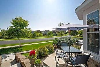 Patio / Deck, 7237 Jewel Lane North ( Townhome), 1