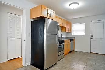 Kitchen, Elmcrest Apartments, 0