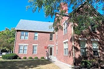 Building, 806 N Park Ave, 1