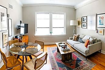 Living Room, 219 4th Ave N unit 104, 0